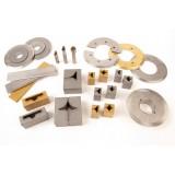 Высечки, дисковые и отрезные ножи для термоформирующих линий и трейсилеров