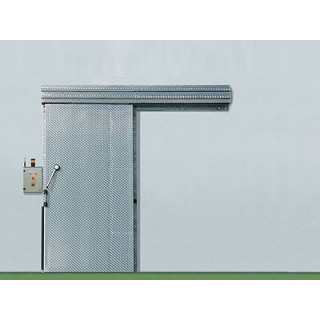 Автоматические холодильные раздвижные двери