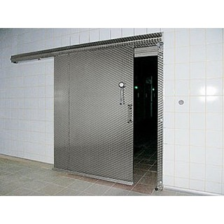 Раздвижные двери облегченной конструкции