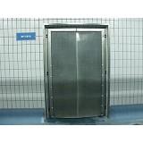 Морозильные распашные двери из армированного ПВХ