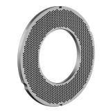 Вставки и решетки для микрокуттеров-эмульситаторов система нож-решетка