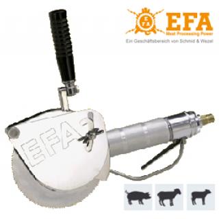 Дисковая пила EFA SK 16/8 D с пневмоприводом